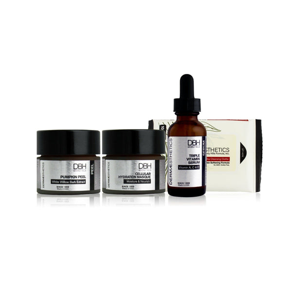 Resurfacing Kit Dermaesthetics Beverly Hills Pumpkin Peel (Sensitive Skin)