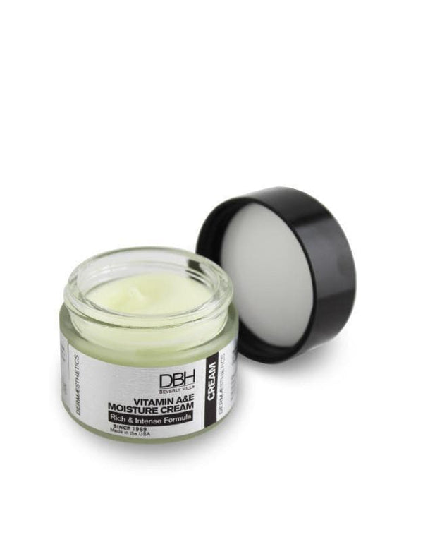 Vitamin A&E Moisturizer Cream Simple Product Dermaesthetics USA
