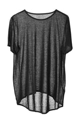 Mission Statement Apparel Top Black / 1 Cloud Layer 2