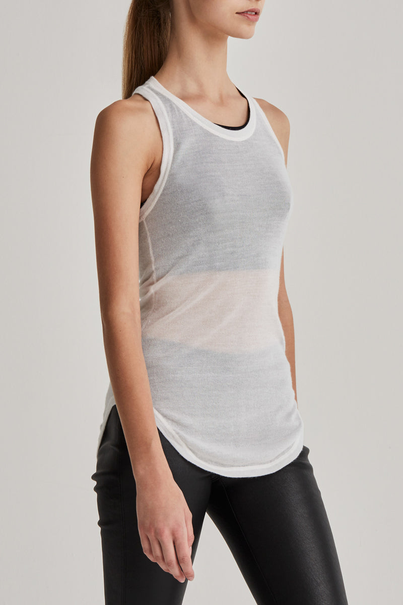 Cloud Layer 1 Cashmere Knit - Mission Statement Apparel