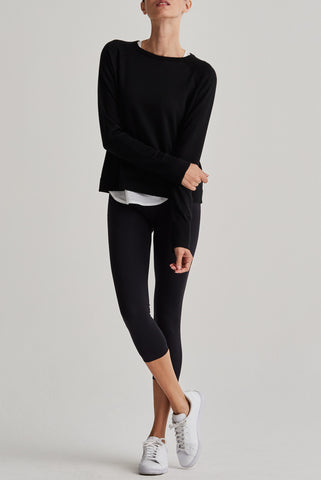 Mission Statement Apparel Top Game Point Sweater