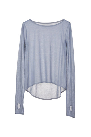 Mission Statement Apparel Top Nautical Dusk / 1 Cloud Layer 4