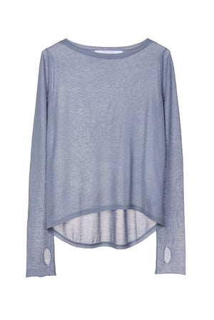 Open image in slideshow, Cloud Layer 4 Cashmere Knit - Mission Statement Apparel