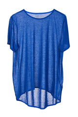 Mission Statement Apparel Top Royal Blue / 1 Cloud Layer 2