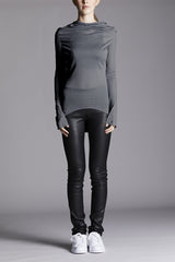 Mission Statement Apparel Top Vice Versa Long Sleeve Sweater