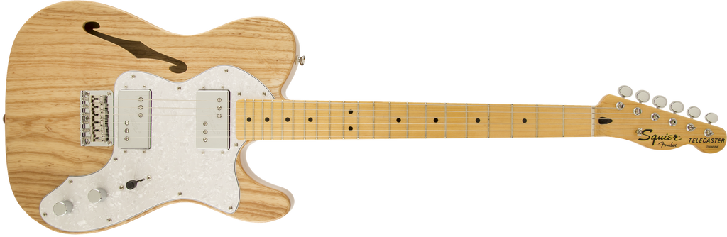 Vintage Modified '72 Telecaster® Thinline