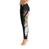 Spooled Florida Flag Dark Grey Leggings