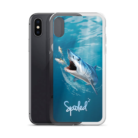 Spooled Mako iPhone Case
