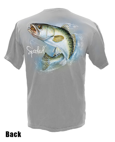 Short Sleeve Spooled Trout