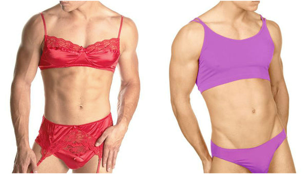 Bras vs. Bralettes: What's The Difference?