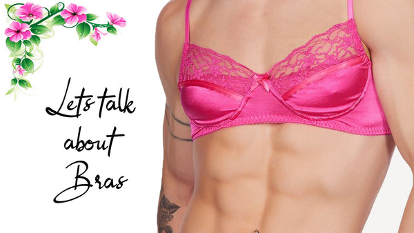 Let's Talk About Bras!