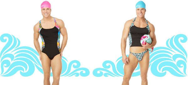 Bikini, Tankini, or One-Piece?