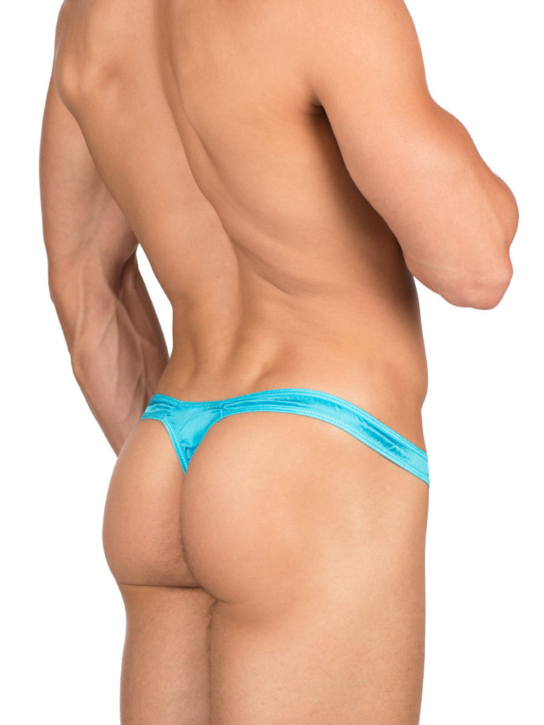 Pure Silk Cupping Thong