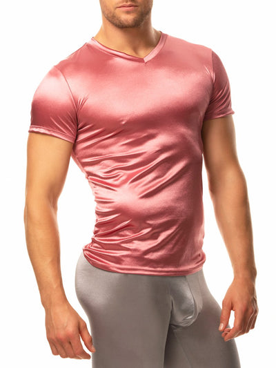 The Sexy Satin T-Shirt