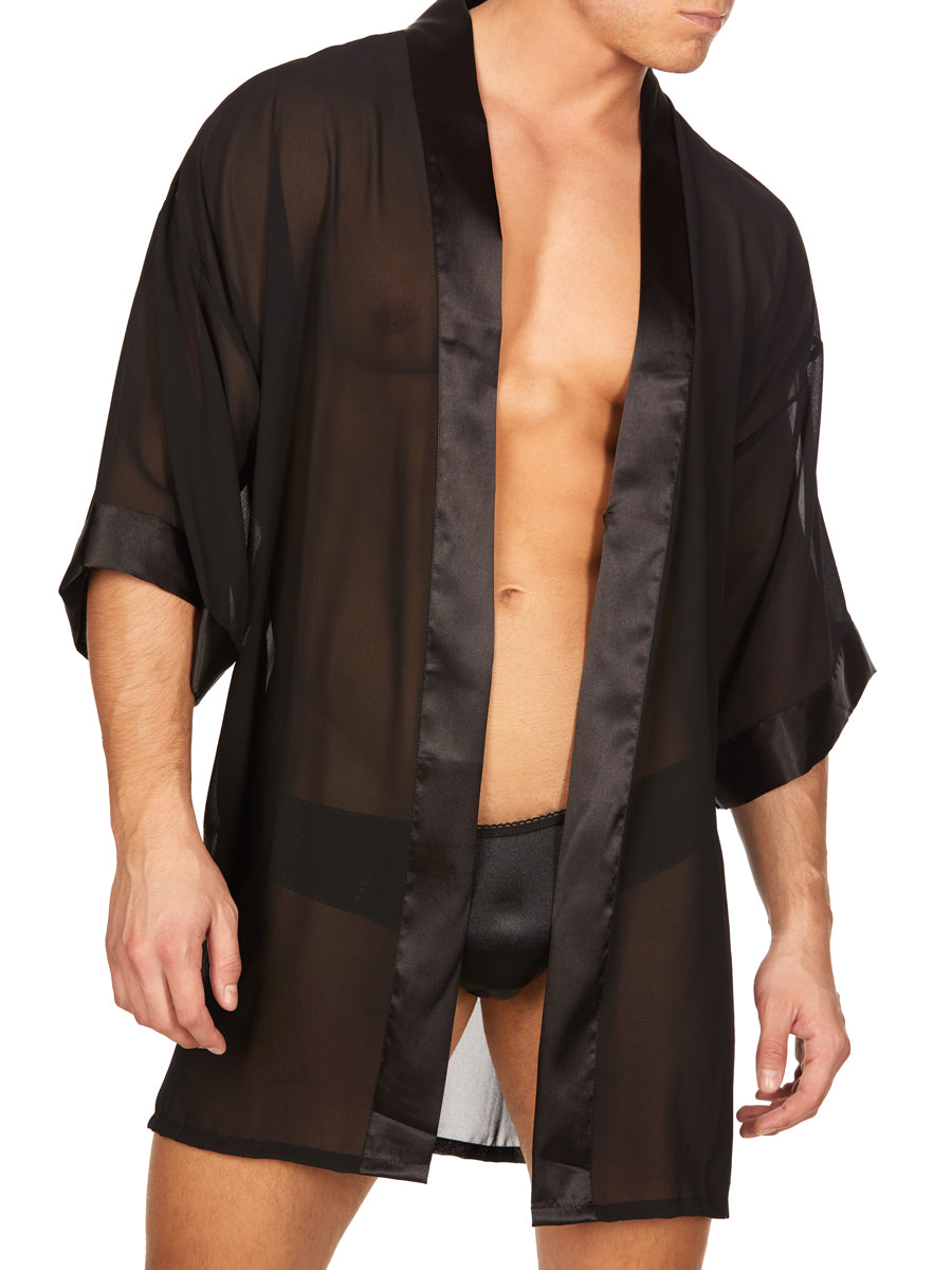 Chiffon Robe for Men
