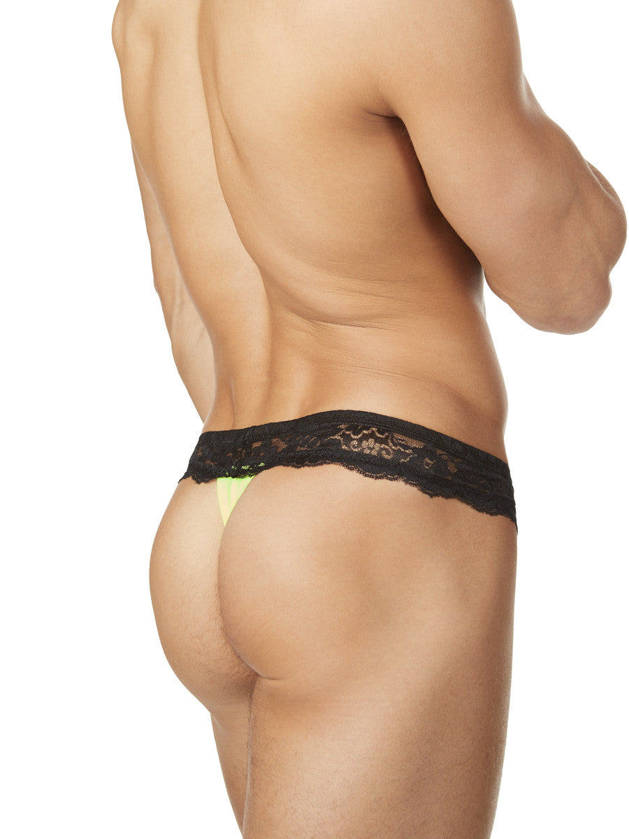 Elixir of Love Lace Thong