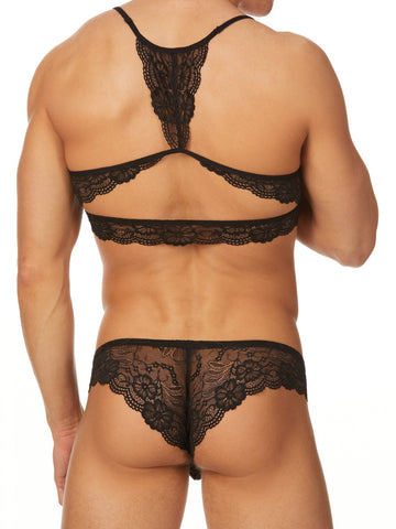 The New Lace Brazilian Bra