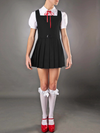 Men's Sexy Schoolgirl Dress