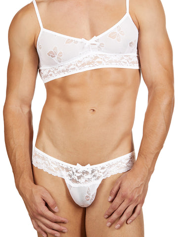 Normandy Lace Bra