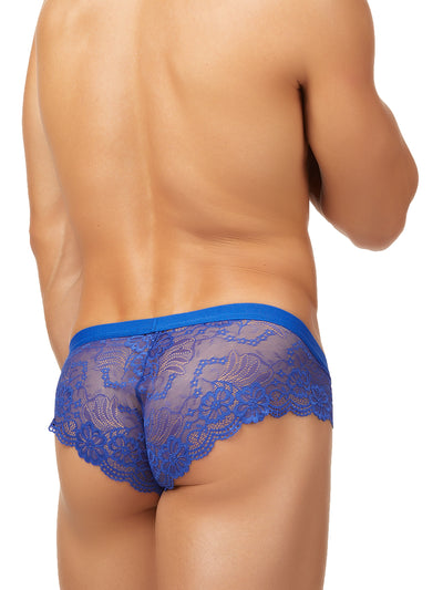 Men's lace brazilian brief