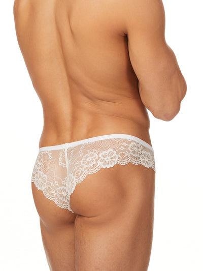 The New Lace Brazilian Panty