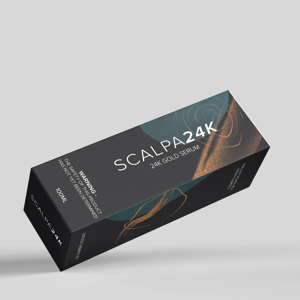 Scalpa 24k Gold Serum - Scalpa Shop