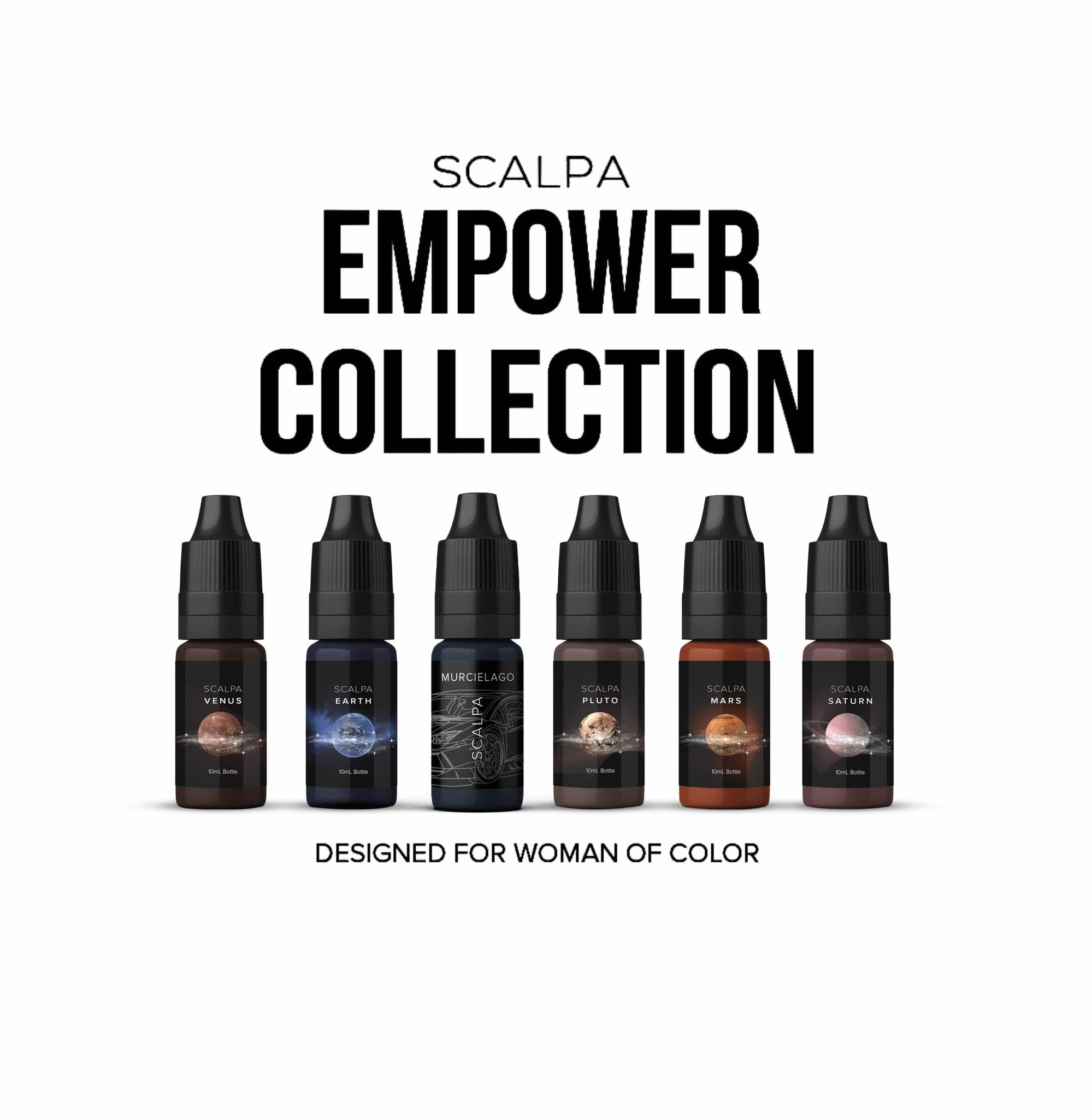 Empower Collection (Designed For Women of Color)