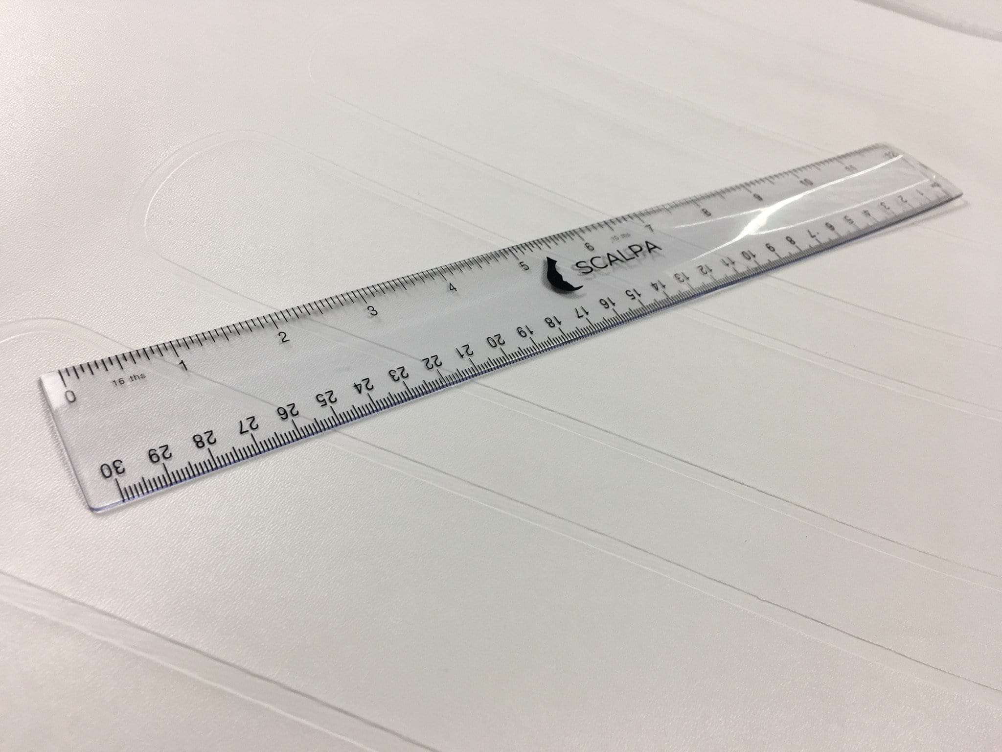 Scalpa Ruler