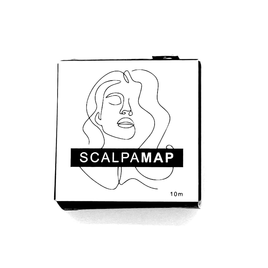 ScalpaMap - Pre-Inked Brow Mapping Thread - Scalpa Shop