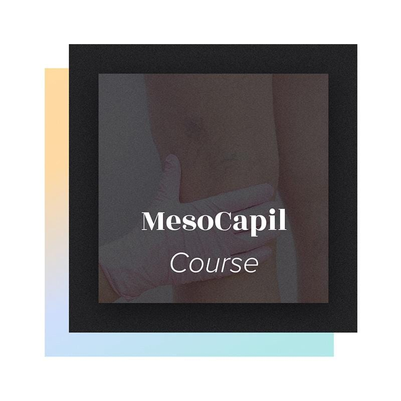 MesoCapil With The Hyaluron Pen Mini Course - Scalpa Shop