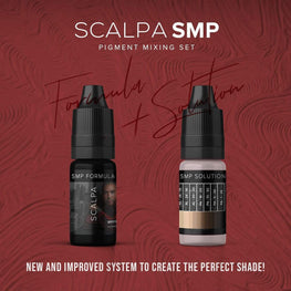 SMP Ink/Pigment Formula and Mixing Solution - Scalpa Shop