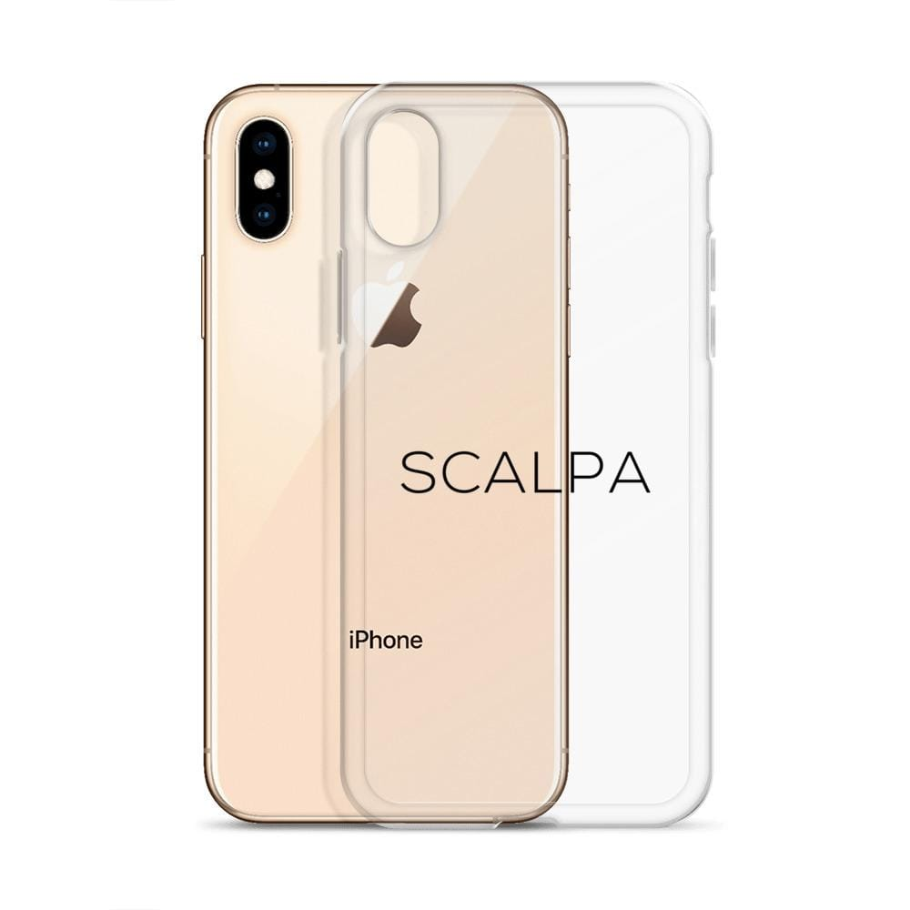 SCALPA iPhone Case - Scalpa Shop