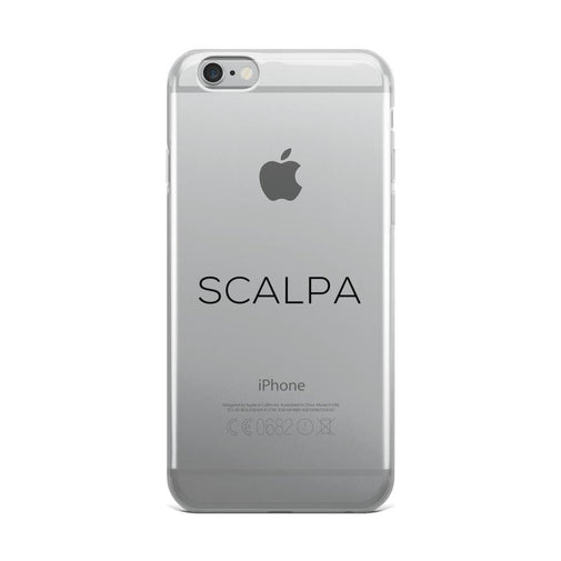 SCALPA iPhone Case