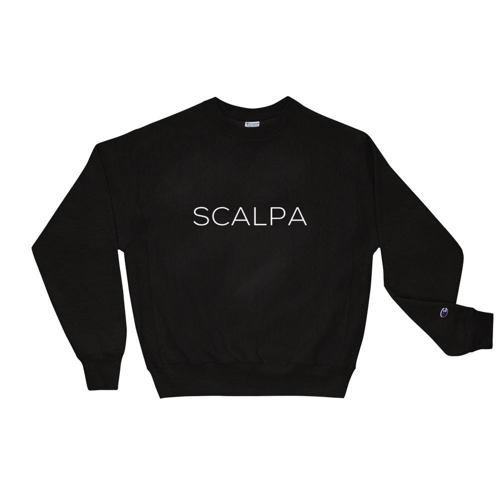 SCALPA Champion Sweatshirt