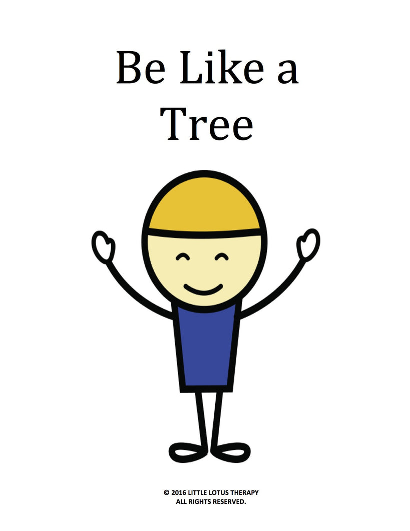 Be Like a Tree e-book