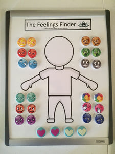Feelings Finder Emotional Awareness System