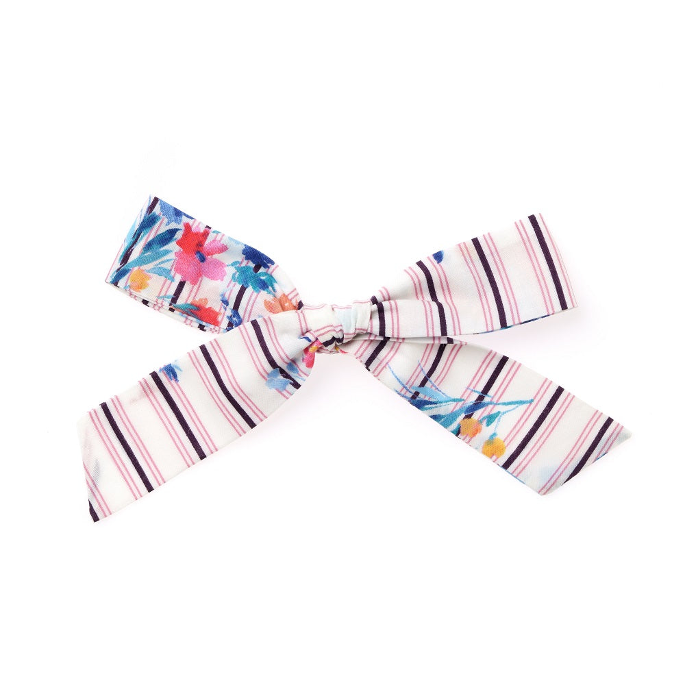 La Grande Oversized Handtied Bow // Paris