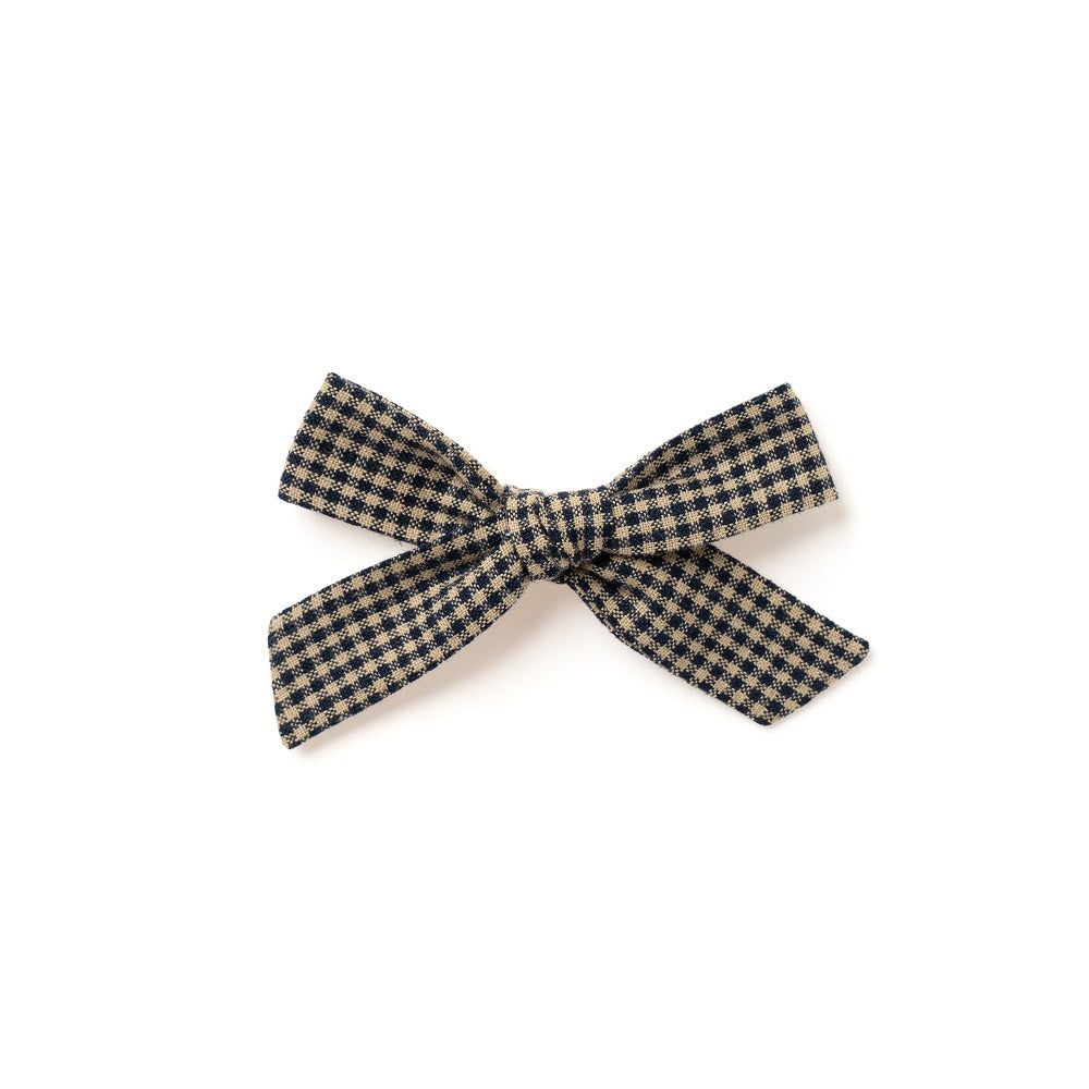 The Lucy Handtied Medium Bow // Jackie