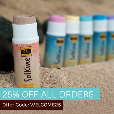 WELCOME25 25% Off New Orders