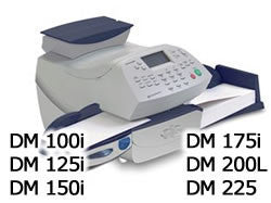 Item 793-5: DM100i, DM125i, DM150i, DM175i, Genuine Ink Cartridge