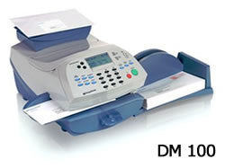 Item PW 445: PB DM-100 Compatible Label