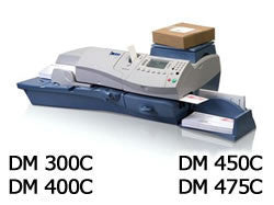 Item 765-9: DM300C, DM400C, DM450C, DM475C Compatible Ink Cartridge