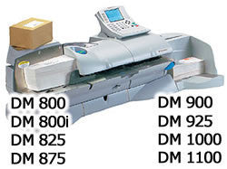 Item 766-8: DM800, DM800i, DM825, DM875, DM900, DM925, DM1000, DM1100 Compatible Ink Cartridge