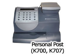 Item 769-3: Personal Post, K700, K707 Compatible Ink Cartridge
