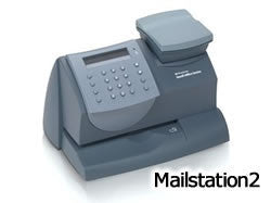 Item PW 445: PB Mailstation 2 Genuine Label