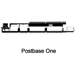 PONEIC: PostBase One PONEIC Genuine Ink Cartridge