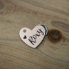 Custom Heart Dog Tag, LPTC10256