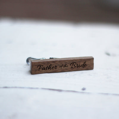 Laser Engraved Personalized Wood Tie Bar, Circuit for Engineer, Custom Clip, Gift for Groom, Gift for Groomsmen, For Dad, TBC10066