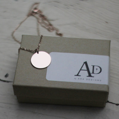 Laser Engraved Personalized Necklace, Custom Initial Jewelry, Wedding Gifts, Christmas Gift, Floral Design, For Bridesmaid, LGC10466