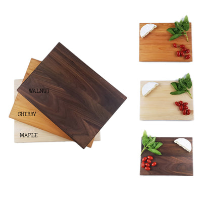 Laser Engraved Personalized Cutting Board, Custom Wedding Gift for Couple, FAM10044